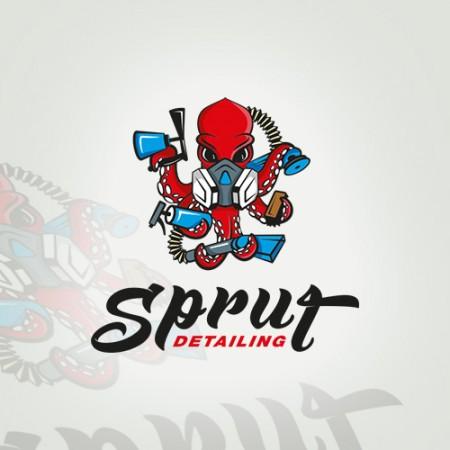Sprut detailing